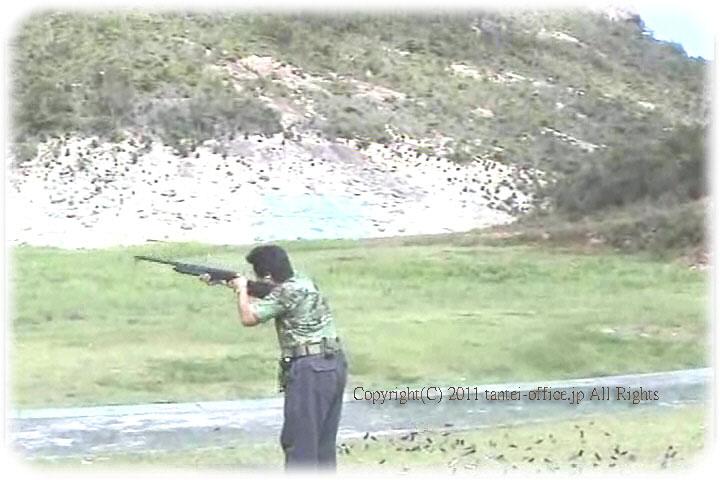 射撃風景2