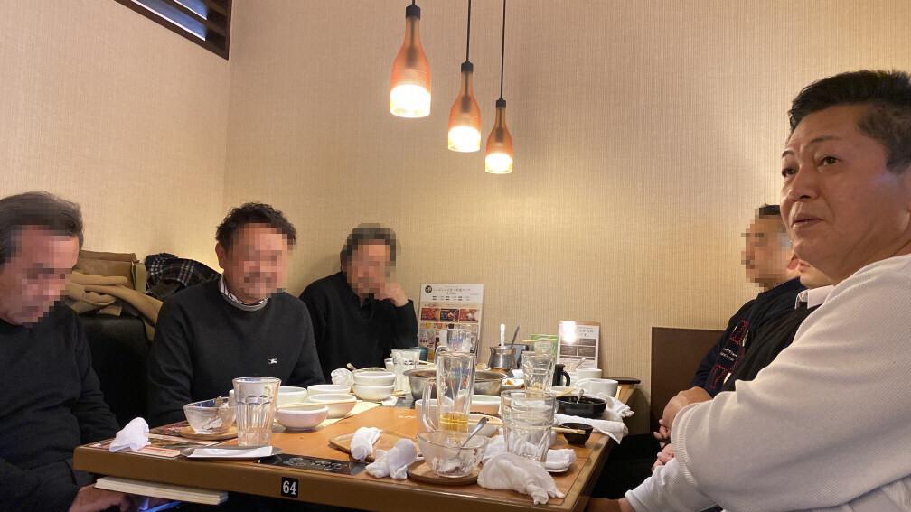 令和元年 (一社)兵庫県探偵業協会 忘年会