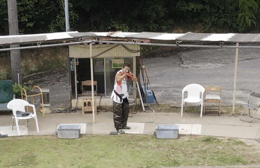 倉敷国際射撃場4
